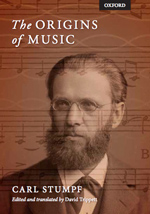 The Origins of Music by Carl Stumpf, OUP 2012